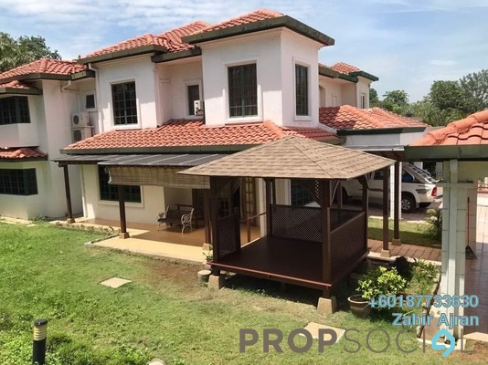 Semi-Detached For Sale in Tropicana Golf & Country Resort, Tropicana Freehold Unfurnished 5R/4B 3.2m