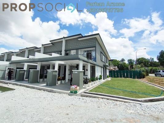 Townhouse For Sale in Seruni @ Nilai Perdana, Nilai Perdana Freehold Unfurnished 3R/2B 319k