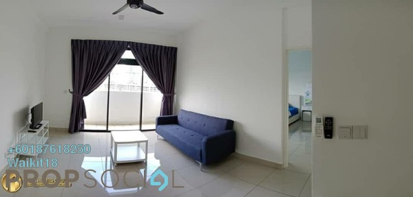 Condominium For Sale in The Meridin @ Medini, Medini Freehold Fully Furnished 1R/1B 380k