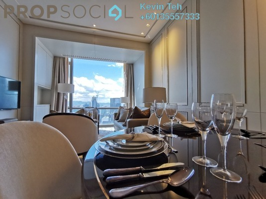 Condominium For Sale in Pavilion Suites, Bukit Bintang Freehold Fully Furnished 1R/1B 2.37m