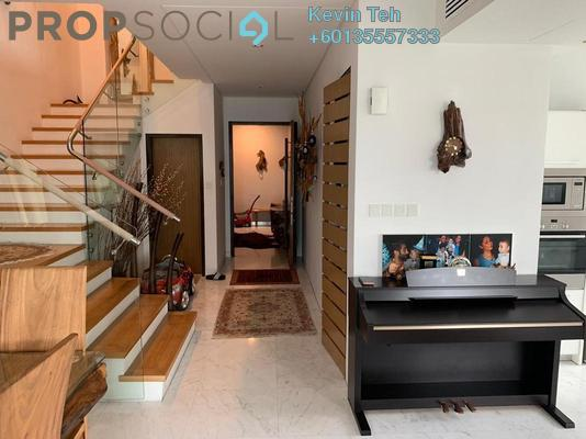 Condominium For Sale in Kiara 9, Mont Kiara Freehold Fully Furnished 3R/4B 1.9m