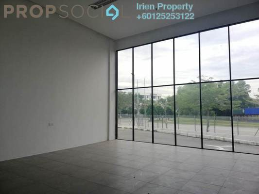 Factory For Sale in Space U8, Bukit Jelutong Freehold Semi Furnished 0R/0B 42m