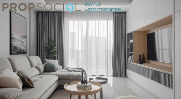 Condominium For Sale in Taman Putrajaya, Bintulu Freehold Fully Furnished 3R/2B 289k