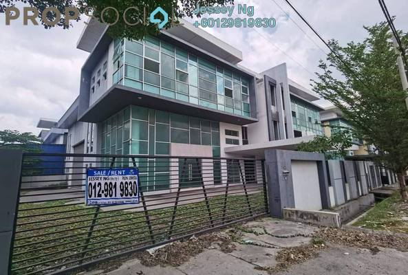 Factory For Sale in IGB International Industrial Park, Ipoh Leasehold Semi Furnished 0R/3B 3m