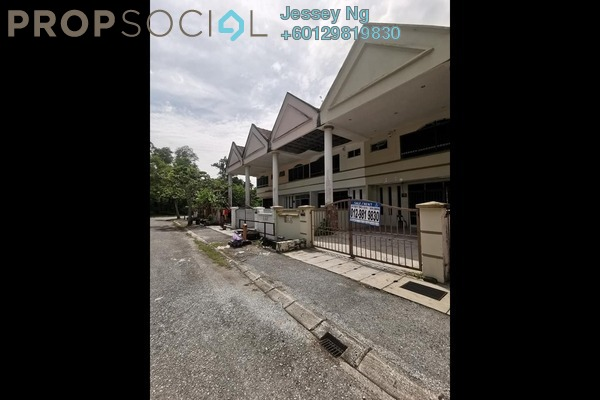 Terrace For Sale in Jelapang, Ipoh Leasehold Unfurnished 4R/3B 258k