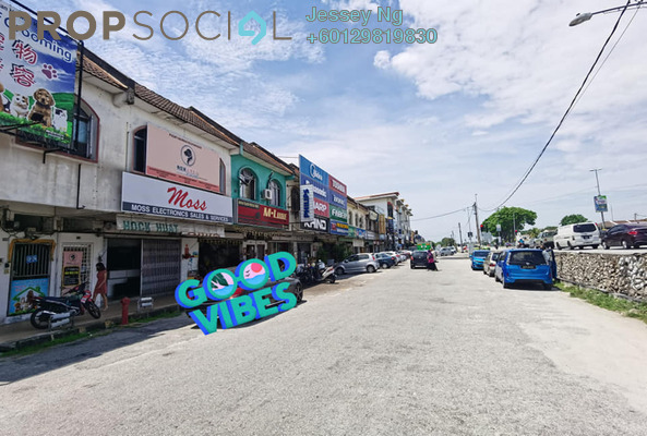 Shop For Rent in Station 18, Ipoh Freehold Unfurnished 0R/2B 2k