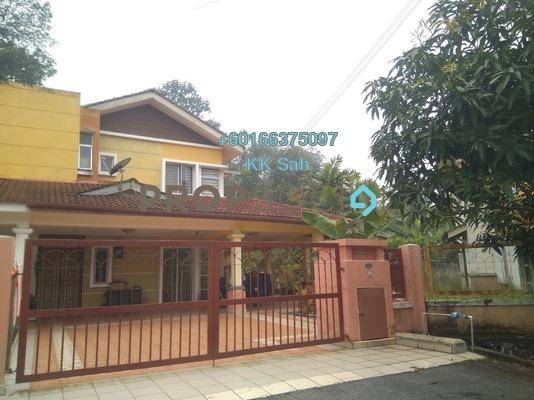 Semi-Detached For Sale in Taman Tasik Semenyih, Semenyih Freehold Semi Furnished 5R/4B 538k