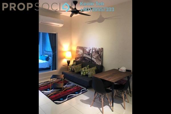 Condominium For Rent in Arte Mont Kiara, Dutamas Freehold Fully Furnished 1R/1B 1.8k