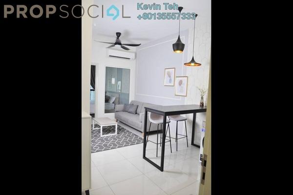 Condominium For Rent in Arte Mont Kiara, Dutamas Freehold Fully Furnished 1R/1B 2.3k