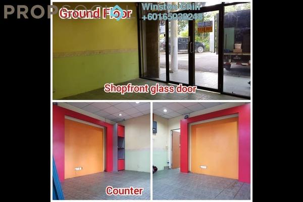Shop For Rent in Taman Bukit Idaman, Selayang Freehold Unfurnished 0R/2B 2.5k