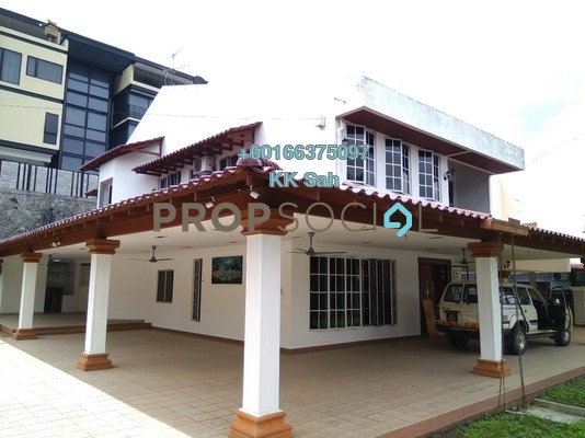 Bungalow For Sale in Taman Connaught, Cheras Leasehold Fully Furnished 5R/7B 2.88m