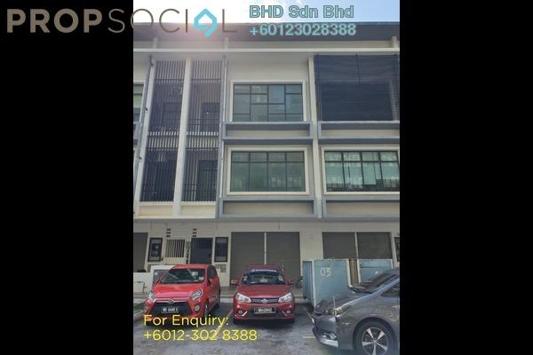 Shop For Rent in BP7, Bandar Bukit Puchong Freehold Unfurnished 0R/2B 3.6k