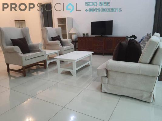 Condominium For Rent in Surian Condominiums, Mutiara Damansara Freehold Fully Furnished 4R/4B 6k
