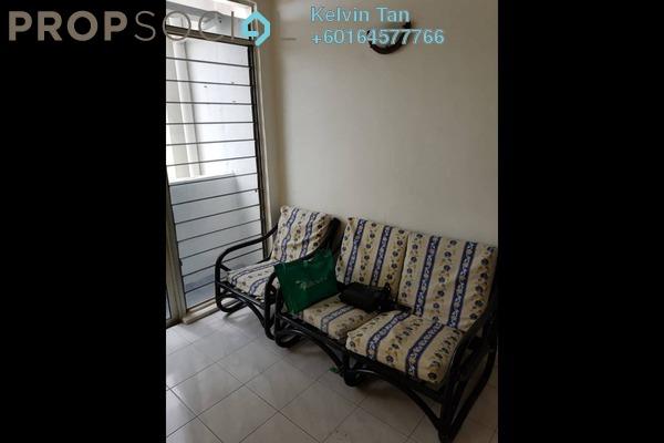 Condominium For Rent in Sinar Bukit Dumbar, Gelugor Freehold Semi Furnished 3R/2B 800translationmissing:en.pricing.unit