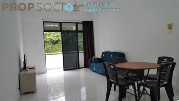 Apartment For Rent in Desa University, Sungai Dua Freehold Fully Furnished 3R/2B 1.5k