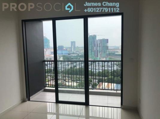 Condominium For Sale in Casa Green, Bukit Jalil Freehold Semi Furnished 3R/2B 480k