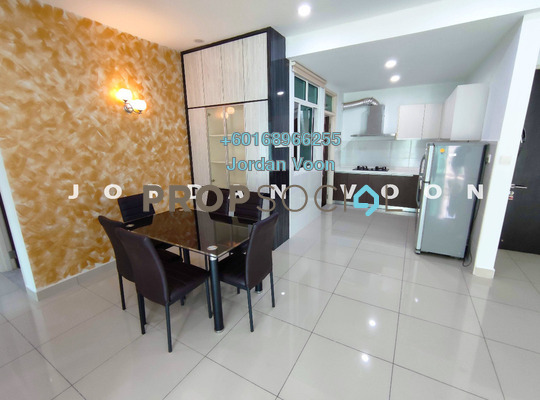 Condominium For Rent in Reflections, Sungai Ara Freehold Fully Furnished 3R/2B 1.3k