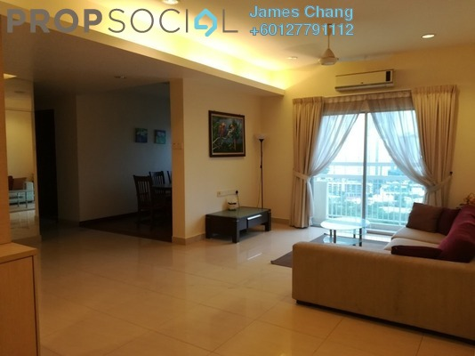 Condominium For Sale in Anggun Puri, Dutamas Freehold Semi Furnished 3R/2B 420k