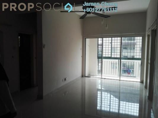 Condominium For Sale in Andorra Apartment, Shah Alam Freehold Semi Furnished 3R/2B 210k
