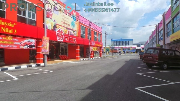 Shop For Sale in Taman Seri Iskandar, Seri Iskandar Leasehold Unfurnished 0R/4B 353k