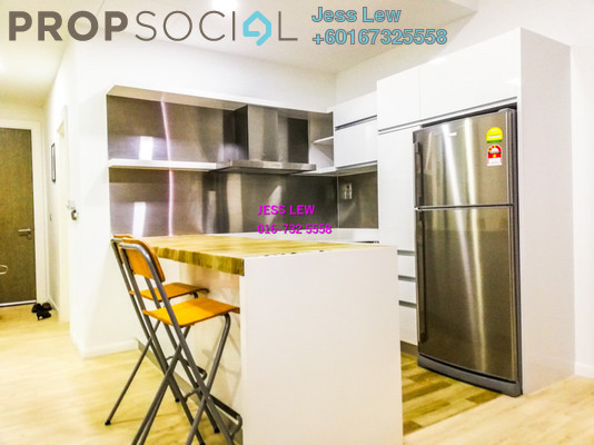 Condominium For Sale in M City, Ampang Hilir Freehold Fully Furnished 1R/1B 550k