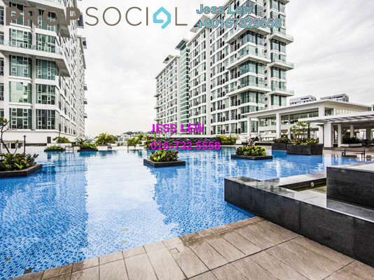 SoHo/Studio For Sale in The Scott Soho, Old Klang Road Freehold Semi Furnished 2R/2B 650k