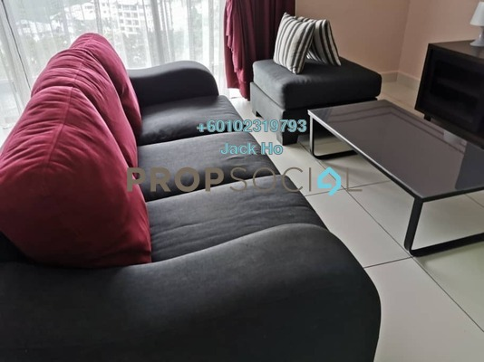 Condominium For Rent in Cristal Residence, Cyberjaya Freehold Fully Furnished 3R/2B 2.3k