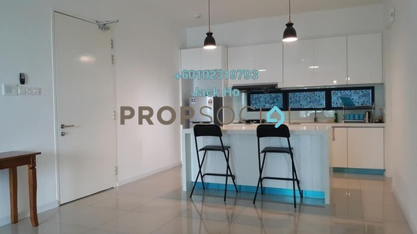 Condominium For Sale in Paragon 3, Bandar Putra Permai Freehold Semi Furnished 3R/3B 600k