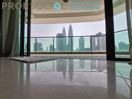 Condominium For Sale in Cendana, KLCC Freehold Semi Furnished 5R/6B 3m