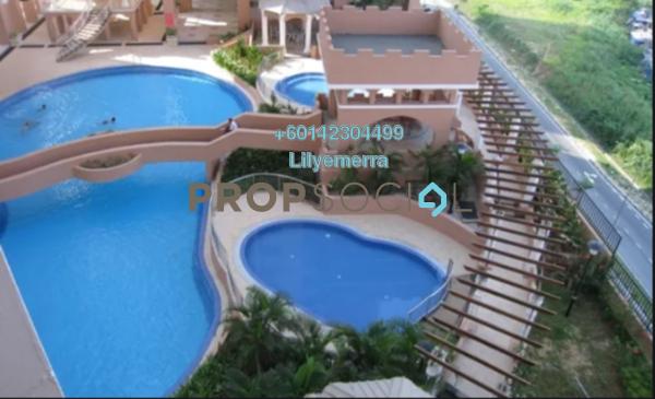 Condominium For Rent in Rhythm Avenue, UEP Subang Jaya Freehold Fully Furnished 1R/1B 1.3k