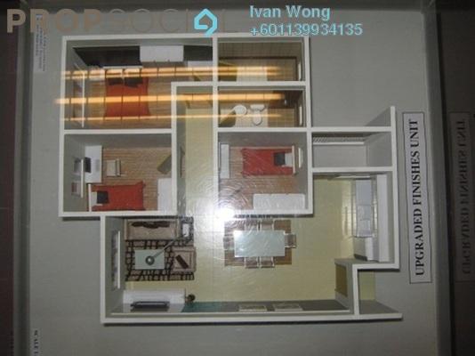 Apartment For Sale in Putra Suria Residence, Bandar Sri Permaisuri Freehold Semi Furnished 3R/2B 319k