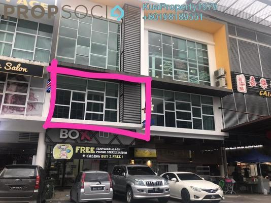Shop For Sale in Gala City, Kuching Freehold Unfurnished 0R/0B 565k