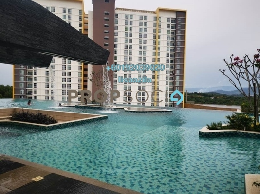 Condominium For Rent in MesaHill, Putra Nilai Freehold Fully Furnished 2R/1B 900translationmissing:en.pricing.unit
