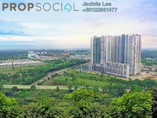 Serviced Residence For Sale in D'Summit Residences, Skudai Freehold Unfurnished 2R/2B 308k