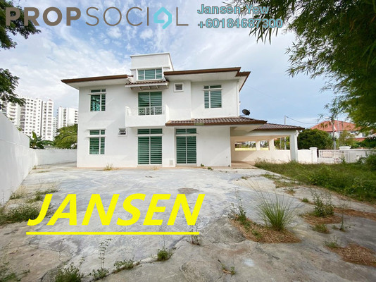 Semi-Detached For Sale in Taman Pantai Jerjak, Gelugor Freehold Unfurnished 4R/3B 2.2m