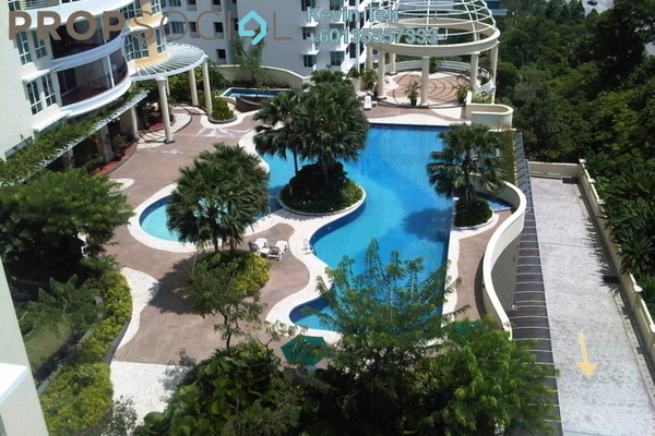 Condominium For Sale in La Grande Kiara, Mont Kiara Freehold Semi Furnished 3R/4B 970k
