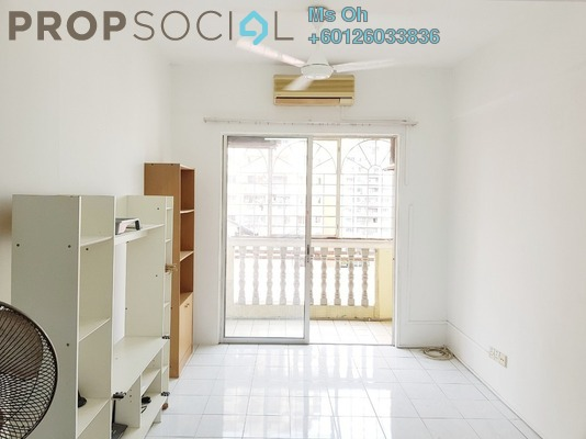 Apartment For Rent in Sri Ria Apartment, Kajang Freehold Semi Furnished 3R/2B 900translationmissing:en.pricing.unit