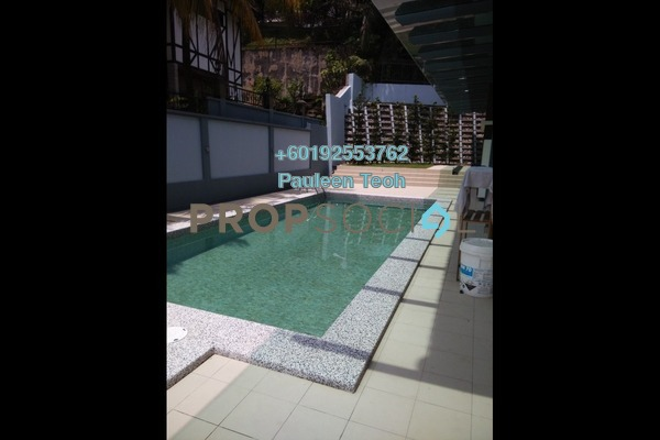 Bungalow For Rent in Jalan Maarof, Bangsar Freehold Fully Furnished 3R/4B 13k