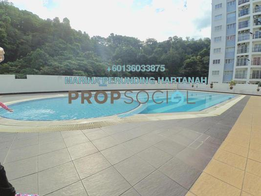 Condominium For Sale in Nusa Mewah, Cheras Freehold Semi Furnished 3R/2B 340k
