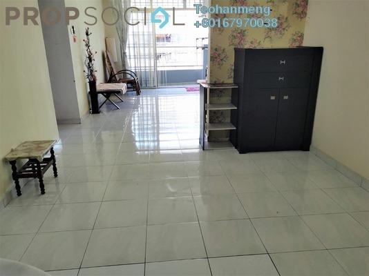 Apartment For Rent in Sri Akasia, Johor Bahru Freehold Fully Furnished 3R/2B 900translationmissing:en.pricing.unit
