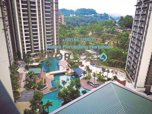 Condominium For Sale in Irama Wangsa, Wangsa Maju Freehold Semi Furnished 3R/2B 650k