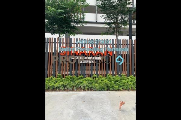 Condominium For Sale in Sinaran @ Wangsa Maju, Wangsa Maju Freehold Unfurnished 2R/2B 670k