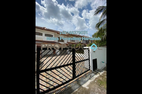 Terrace For Sale in Taman Kajang Utama, Kajang Freehold Unfurnished 4R/3B 600k