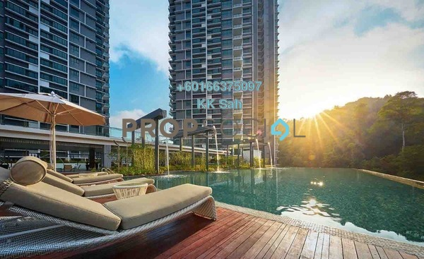 Condominium For Sale in Taman Equine, Seri Kembangan Leasehold Unfurnished 2R/2B 228k