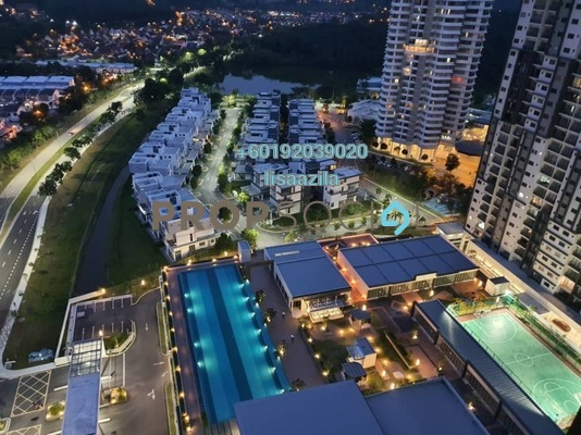 Condominium For Rent in Green Beverly Hills, Putra Nilai Freehold Fully Furnished 3R/2B 1.4k