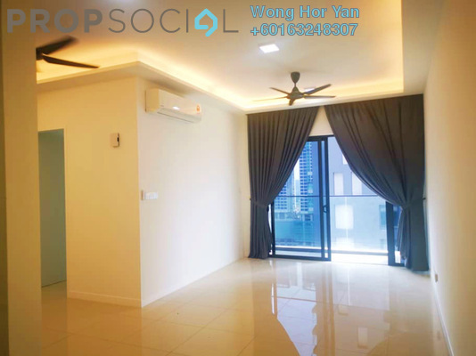 Serviced Residence For Sale in SkyLuxe On The Park, Bukit Jalil Freehold Semi Furnished 3R/2B 868k