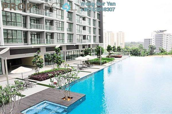 Condominium For Sale in The Z Residence, Bukit Jalil Freehold Unfurnished 3R/2B 580k
