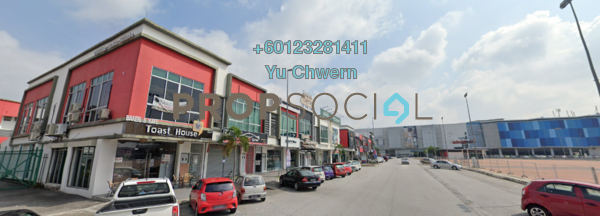 Shop For Rent in S2 Centrio, Seremban 2 Freehold Unfurnished 0R/0B 16k