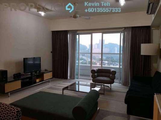 Condominium For Rent in Tiffani Kiara, Mont Kiara Freehold Fully Furnished 3R/3B 4.3k