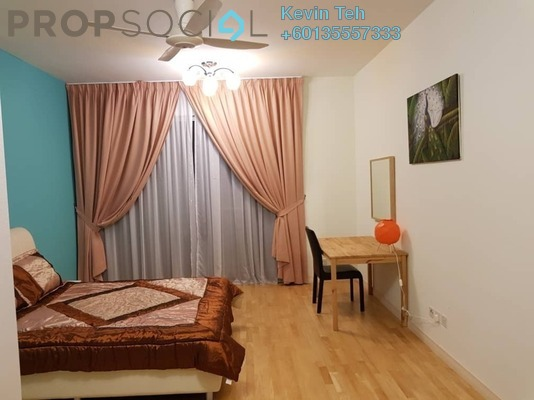 Condominium For Rent in Solaris Dutamas, Dutamas Freehold Fully Furnished 2R/2B 3.5k